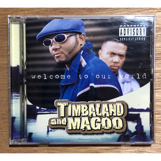 Timbaland & Magoo / Welcome to Our World(ヒップホップ/ラップ)