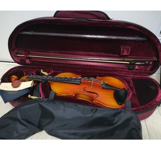 SUZUKIバイオリン一式セット(ヴァイオリン)