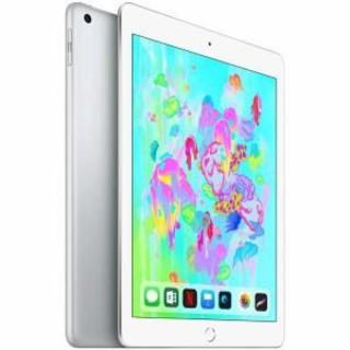 アイパッド(iPad)のApple iPad Wi-Fiモデル 128GB シルバー (タブレット)
