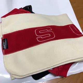 シュプリーム(Supreme)の値下可 supreme Polartec Scarf(バンダナ/スカーフ)