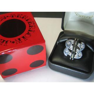 テンダーロイン(TENDERLOIN)のTENDERLOIN Doller Ring 8K(リング(指輪))