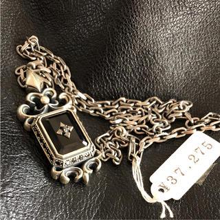 """エムズコレクション(M's collection)のM""""s collection ネックレス チェーン付き  シルバー925(ネックレス)"""