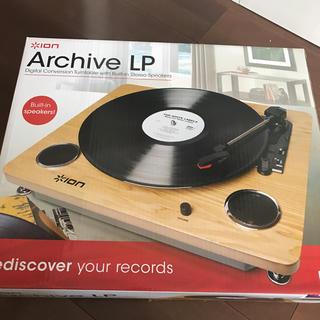 ION Archive LP レコードプレーヤー中古(ターンテーブル)
