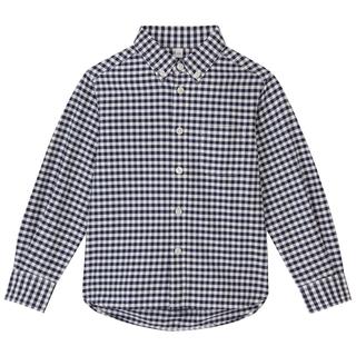 ムジルシリョウヒン(MUJI (無印良品))の1回のみ着用!無印良品キッズシャツ110センチ男の子オックスフォードシャツ(ブラウス)