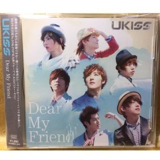 U-KISS CD+DVD 「Dear My Friend」(K-POP/アジア)