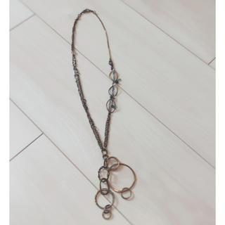 アンメートルキャレ(1metre carre)のアレンジ自由 アンティークネックレス(ネックレス)