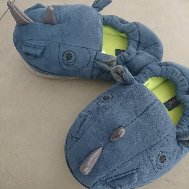 コストコ(コストコ)のサイ キッズ スリッパ キッズ/ベビー/マタニティのキッズ靴/シューズ(15cm~)(スリッパ)の商品写真