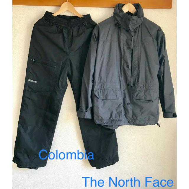 THE NORTH FACE(ザノースフェイス)のスノボ ウェア上下 ノースフェイス コロンビア スポーツ/アウトドアのスノーボード(ウエア/装備)の商品写真