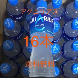 コカコーラ(コカ・コーラ)のアクエリアス16本セット(ソフトドリンク)