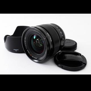 フジフイルム(富士フイルム)の★美品★ Fujifilm XF 16mm F/1.4 R WR 広角単焦点(レンズ(単焦点))