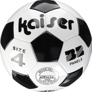 【人気商品☆】カイザー PVC サッカー ボール 4号(ボール)