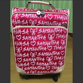 サマンサタバサ(Samantha Thavasa)の桜香様 専用 サマンサタバサ キャリーバッグ(スーツケース/キャリーバッグ)