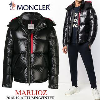 モンクレール(MONCLER)のMONCLER 18AW MARLIOZ着脱可フードダウンジャケットsize1(ダウンジャケット)