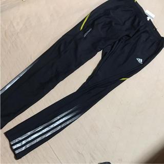 アディダス(adidas)のアディダス スパッツ Lサイズ 新品(エクササイズ用品)