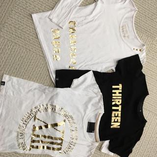 サーティンジャパン(THIRTEEN JAPAN)のTHIRTEEN JAPAN レディース Tシャツ サーティーンジャパン(Tシャツ(半袖/袖なし))