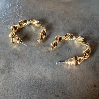 フリークスストア(FREAK'S STORE)の#360 import pierce : hineri gold(ピアス)