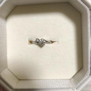 ヨンドシー(4℃)の4℃ リング ダイヤ 指輪(リング(指輪))