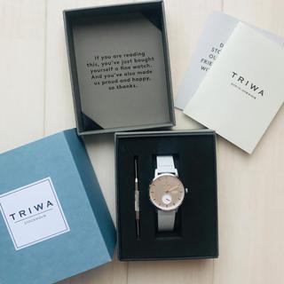 トリワ(TRIWA)の正規店購入【保証書付】トリワ [TRIWA] スヴァラン [SVALAN](腕時計)