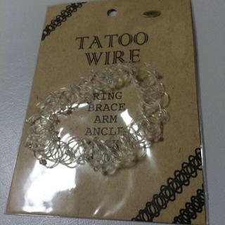 タトゥー チョーカー(ネックレス)