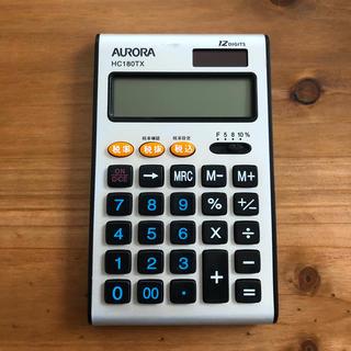 アウロラ(AURORA)の電卓(その他)