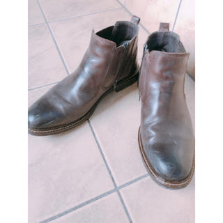 メンズ革靴 セダークレスト