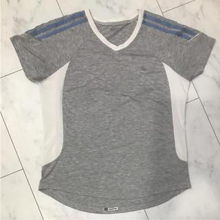 アディダス(adidas)のadidas Tシャツ(ウォーキング)