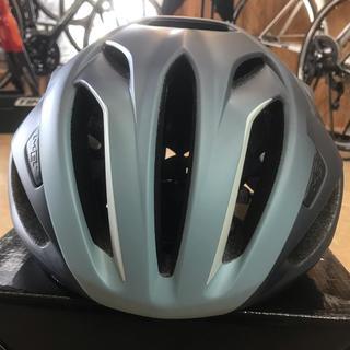 メット(MET)のJCF公認ヘルメット【メット リヴァーレHES】L59~62cm シェードブルー(ウエア)