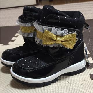 キッズフォーレ(KIDS FORET)のブーツ 16センチ(ブーツ)