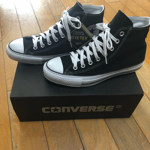 CONVERSE(コンバース)の新品 コンバース ハイカット ゴアテックス 26.5 メンズの靴/シューズ(スニーカー)の商品写真
