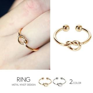 指輪 シルバー ゴールド 17号(リング(指輪))