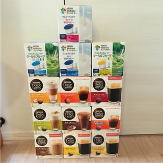 ネスレ(Nestle)のネスカフェ ネスレ ドルチェグスト カプセル 13種類 コーヒー(コーヒー)
