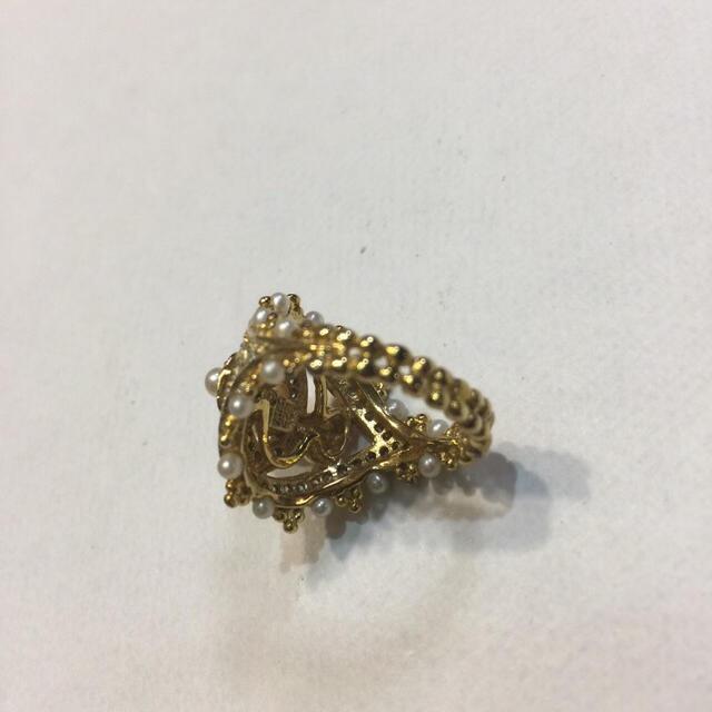 Franklin Mint リング  真珠 フランクリンミント レディースのアクセサリー(リング(指輪))の商品写真