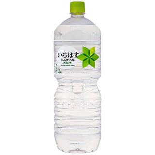 コカコーラ(コカ・コーラ)のコカ・コーラ い・ろ・は・す 天然水 ペットボトル (2L)×10本(ミネラルウォーター)