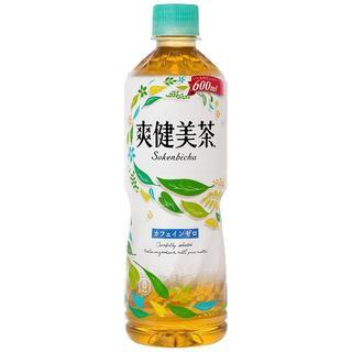 コカコーラ(コカ・コーラ)のコカ・コーラ 爽健美茶 お茶 ペットボトル 600ml×24本(茶)