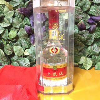 はりちゃん様専用 新品未開封 中国酒 五粮液 ゴリョウエキ ウーリャンイエ(その他)