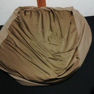 MUJI (無印良品) - 無印良品 人をダメにするクッション カバー付き