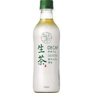 キリン(キリン)のキリン 生茶デカフェ 430mlPET×24本(茶)