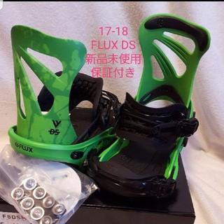 フラックス(FLUX)の新品保証付き◎ FLUX DS ビンディング スノーボード フラックス(バインディング)