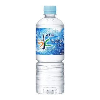 アサヒ - アサヒ飲料 おいしい水 六甲 600ml×24本
