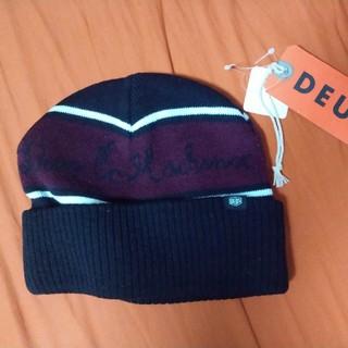 Deus ex Machina - 【新品】DEUS EXMACHINA デウスエクスマキナ ニット帽 ビーニー