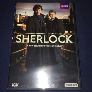 BBC - シャーロック シーズン1 DVD 北米版