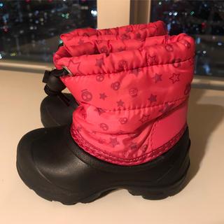 IGNIO 女の子用 スノーブーツ 14㎝ 長靴(長靴/レインシューズ)