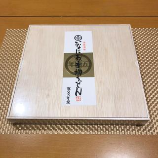 寛文五年堂の稲庭うどん(麺類)
