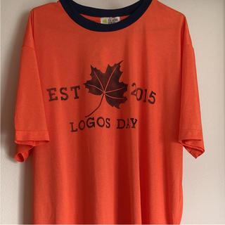 シマムラ(しまむら)の新品 4Lサイズ ロゴス Tシャツ(Tシャツ/カットソー(半袖/袖なし))