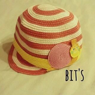 ビッツ(Bit'z)のBIT'S女の子用帽子(キャスケット)