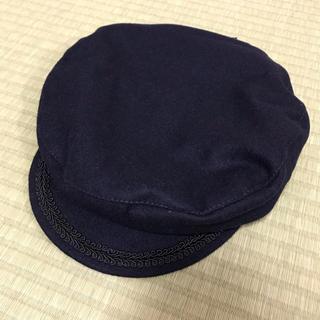 ザラ(ZARA)のザラ ハンチング 帽子 M(ハンチング/ベレー帽)