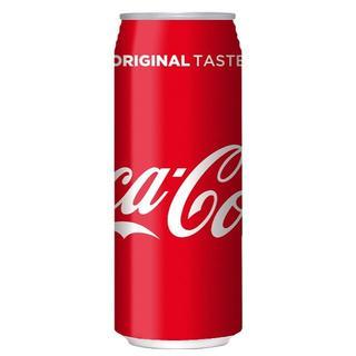 コカコーラ(コカ・コーラ)のコカ・コーラ 缶 500ml×24本(ソフトドリンク)