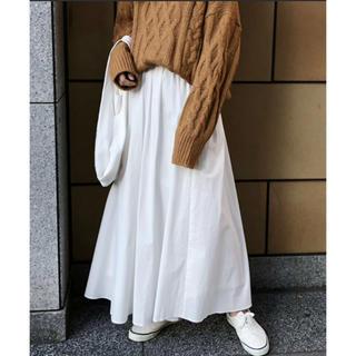 アイスー(i-SOOK)のi-sook スカート(ロングスカート)
