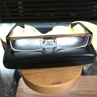 アランミクリ(alanmikli)のalain mikli アランミクリ フランス製 メガネ メンズ(サングラス/メガネ)
