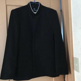 学ラン上下170A 希望者にはカッターシャツ付(スーツジャケット)